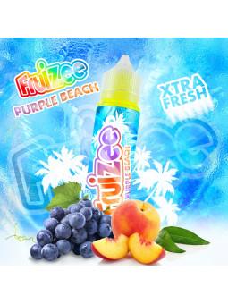 Purple Beach King Size