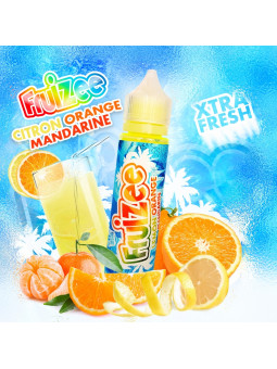 Citron Orange Mandarine King Size
